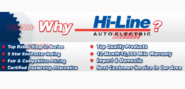Hi-Line Auto Electric